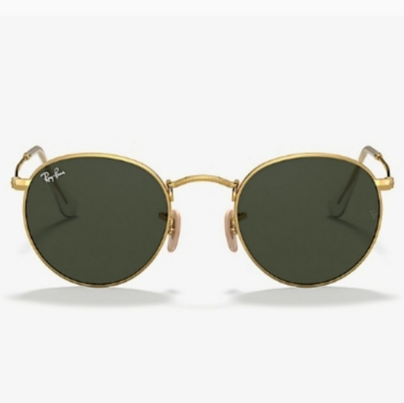 💐Ray-ban Round Metal Classic g15 NEW